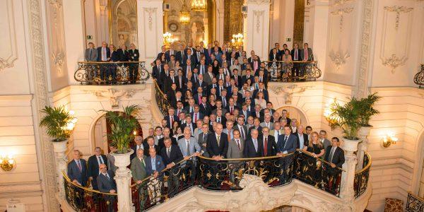 celebración 40 aniversario AETESS